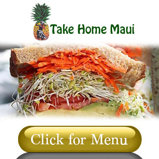 Take Home Maui Menu