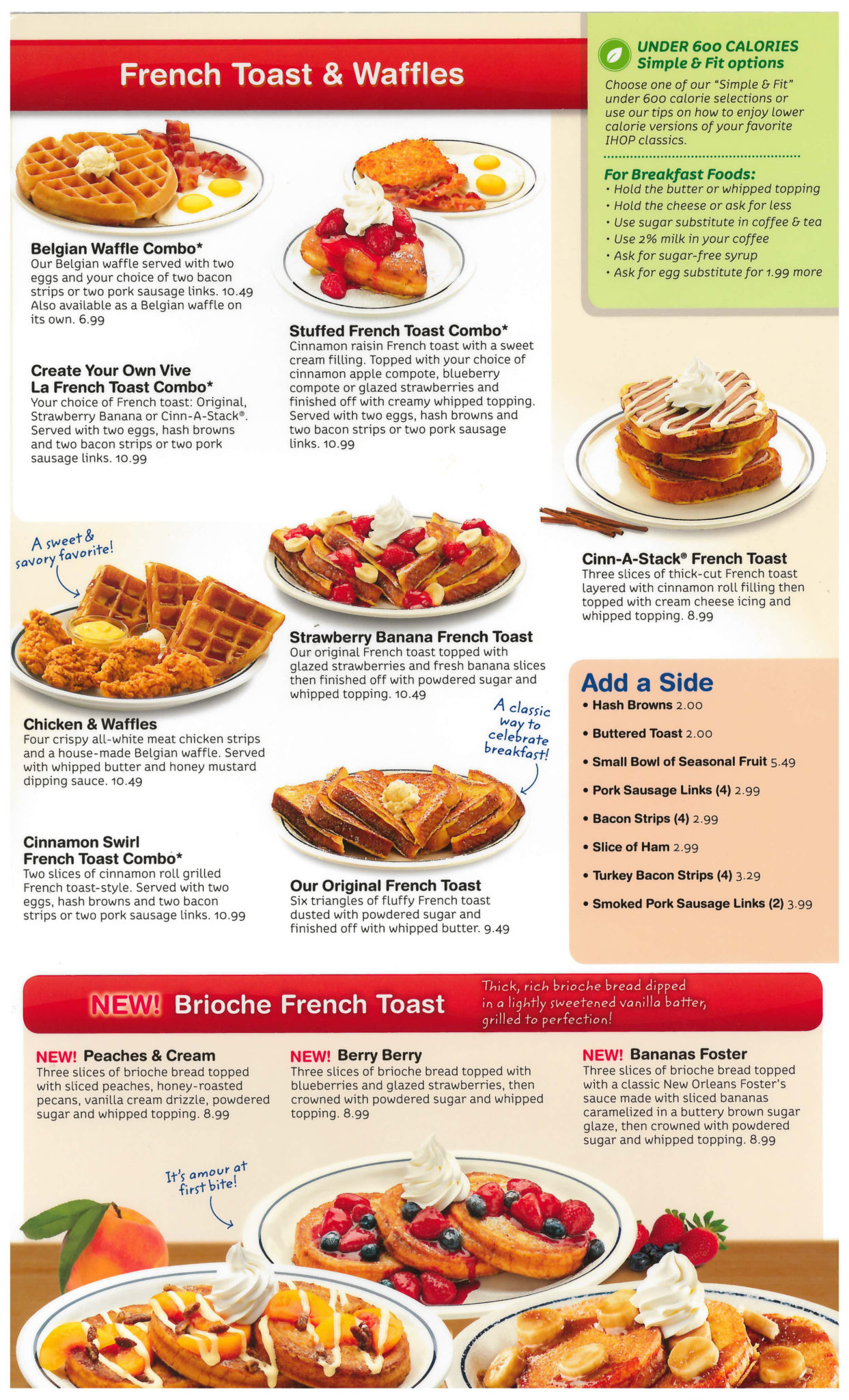 List of Synonyms and Antonyms of the Word: Ihop Appetizers