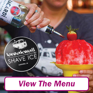 Breakwall Shave Ice