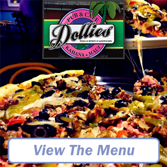 Dollie's Pub & Cafe Menu