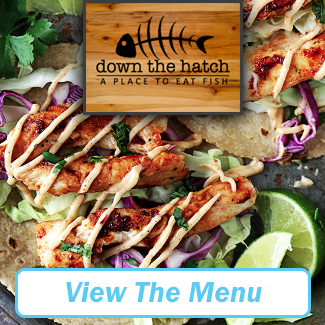 Down The Hatch Menu