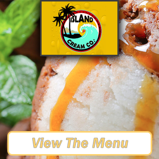 Island Cream Co. Menu